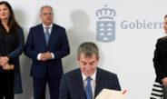 Roque Aguayro le pide al Gobierno de Canarias que distribuya los recursos de manera justa
