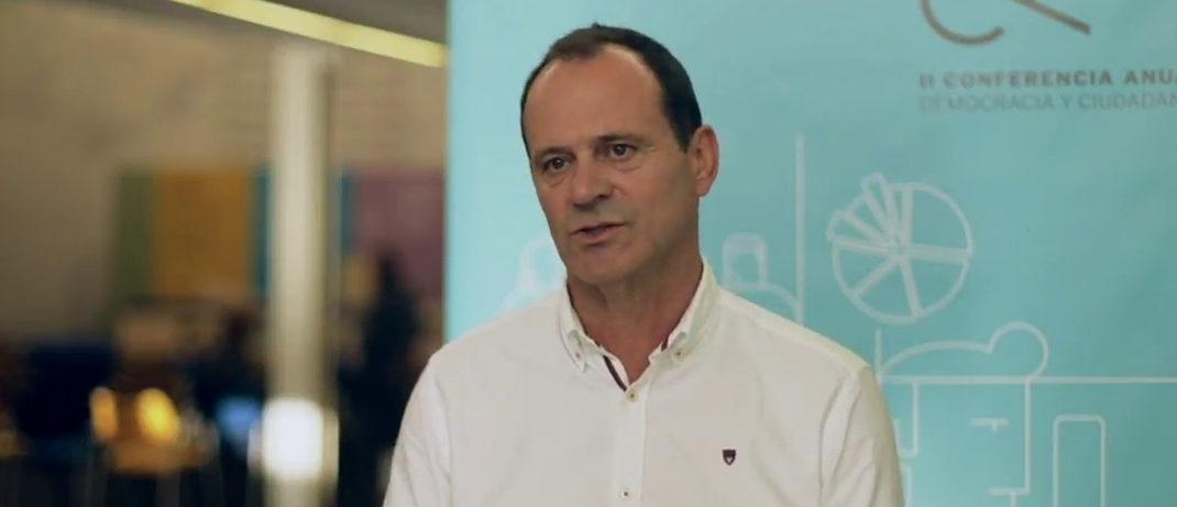 Óscar Hernández, el alcalde de Canarias con más influencia en Twitter