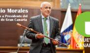 Antonio Morales elegido por Nueva Canarias candidato a la Presidencia del Cabildo