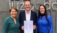 Roque Aguayro presenta la primera candidatura del municipio de Agüimes a las próximas Elecciones Locales.