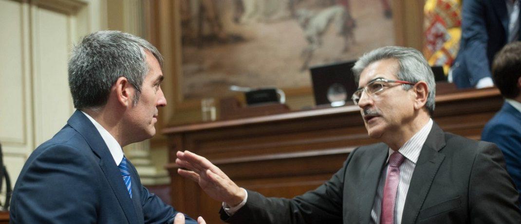 Ante la alianza CC-NC para las elecciones generales, Roque Aguayro muestra su desacuerdo