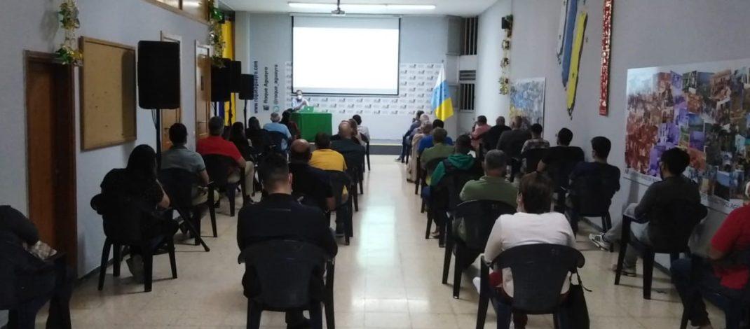 ÓSCAR HERNÁNDEZ DA CUENTA DEL AÑO DE GESTIÓN 2019-2020