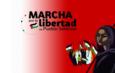 ROQUE AGUAYRO CON EL «MANIFIESTO MARCHA POR LA LIBERTAD DEL PUEBLO SAHARAUI»
